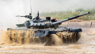 Rosyjski T-72