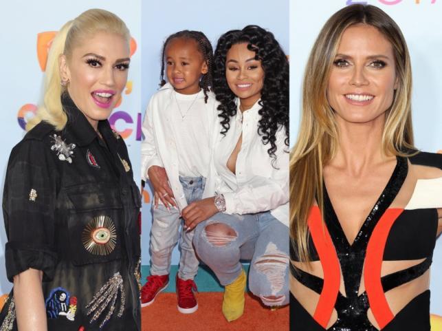 Gwen Stefani, Blac Chyna i Heidi Klum