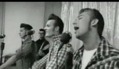 "Niemiecki zespół The Baseballs w piosence ""Hot n Cold"" z repertuaru Katy Perry"
