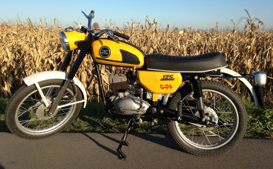 WSK M06 B3 Gil 1977 r.